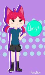 Amy by akahirashiro