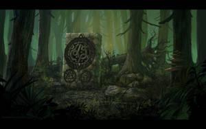 Environment: Magical Forest by leonardoschmidt