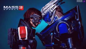 Mass Effect - french cosplay by CynShenzi