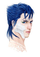 Grimmjow by puppeteer7