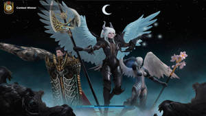 TERA Loading Screen Artwork Competition by puppeteer7
