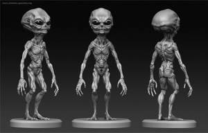 Alien by zstring