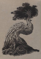 Master sketch impression VI by SlartzOG