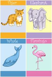 Animal Fun by TCShelton
