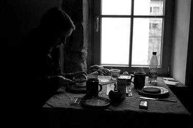 breakfast in konstanz by yonderboi