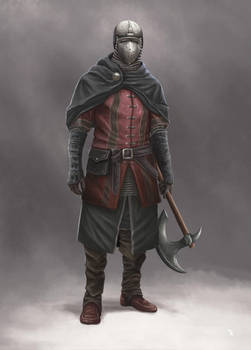 Guard by Karehb