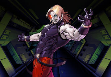 Rugal by epion93