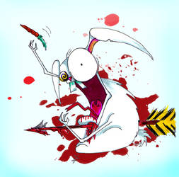 AHH Bunny by aliencatx