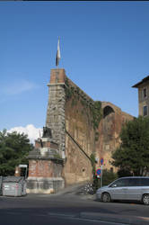 Siena Town wall 1 by enframed