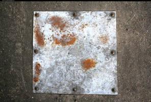 Ulv metal plate by enframed