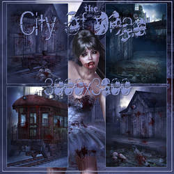 City Of The Dead by moonchild-lj-stock