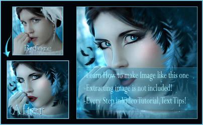 Like A Magic Tutorial New by moonchild-lj-stock
