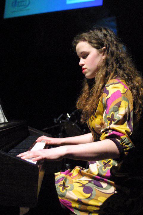 Pianist by AdenarKaren