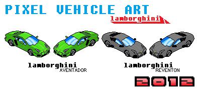 Lamborghini Aventador and Revention by Luckymarine577