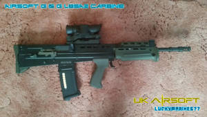 Airsoft L85A2 Carbine by Luckymarine577
