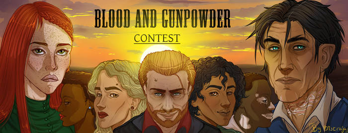 Blood and Gunpowder .:CONTEST:. CLOSED by Bistraja
