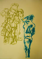 Figure Print by DodosConundrum