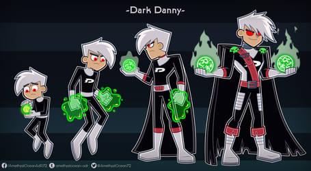 Dark Danny by Amethyst-Ocean