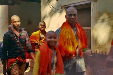 shiva children by SpellboundMisfits