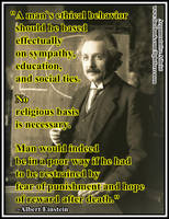 Albert, on morality. by AAtheist