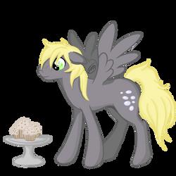 Derpy Colt{Friends OC pony} by Voslin