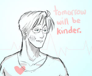 Tomorrow will be Kinder by ExclusivelyHetalia