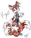 R: Kyo by Dogmasda