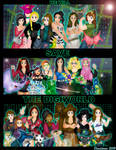 We're Here to Save the Digiworld by DannimonDesigns