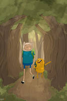 Adventurers by Kodabomb