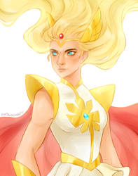 She-Ra by Kodabomb
