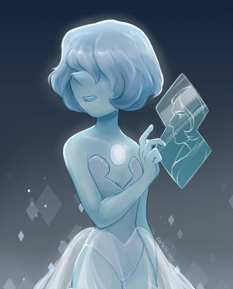 She's so cute!! I love Diamond Days so far, and I think the Pearls and their personalities are super cute, I definitely want to see more of them, and I want to see them become important parts of th...