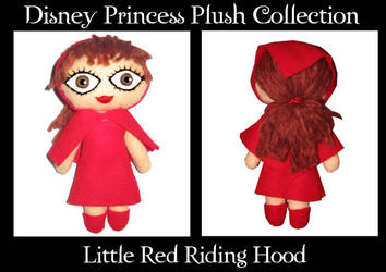 Little Red Plush by melancholy-spiders