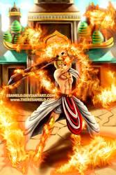 Amon - Alibaba Saluja by theresamelo