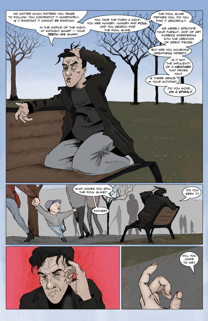 The Frolic #2, page 11 by sapromind