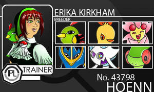 IPL: Trainer Card by BaGgY666