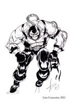 Arkham City: Bane by BaGgY666