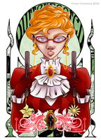 Madam Butterscotch 2015 by BaGgY666
