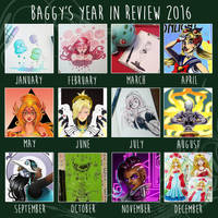2016 Year in Review by BaGgY666