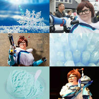 Mei ~~ Aesthetic Board by BaGgY666