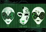 Masks | Madam Butterscotch by BaGgY666