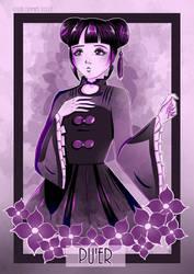 Tea Ladies - Pu'er by BaGgY666
