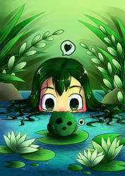 Gero Gero - Froppy by BaGgY666