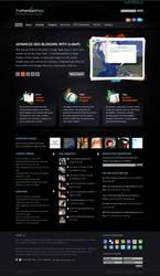 TPP Website Design by santuaric