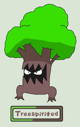 Treespirited (Fakemon design) by Tasty-Rules