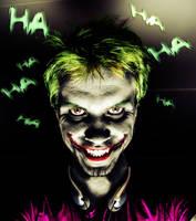 Joyful Joker by Ametafor91