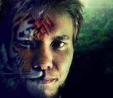 Tiger Transform by Ametafor91
