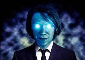 Blinding Blue by Ametafor91