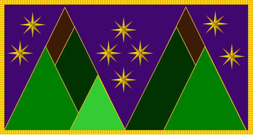Flag of Estolia by ladylithia