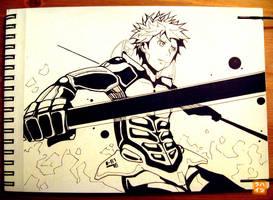 016: Ready to fight by 365-Hatsu