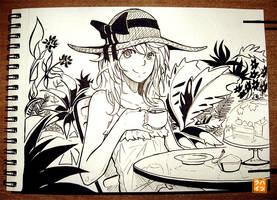 056: Milady by 365-Hatsu